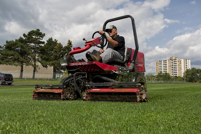 Greenhorizons Sod Farms - ProXstablishment Mowing